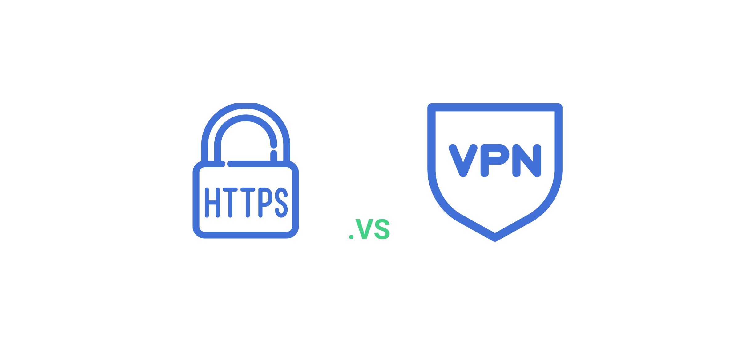 HTTPS vs VPN: Why You Should Use Both